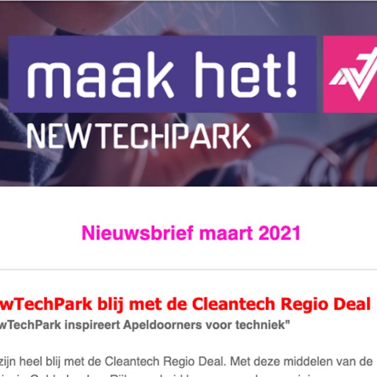 NewTechPark-Maart